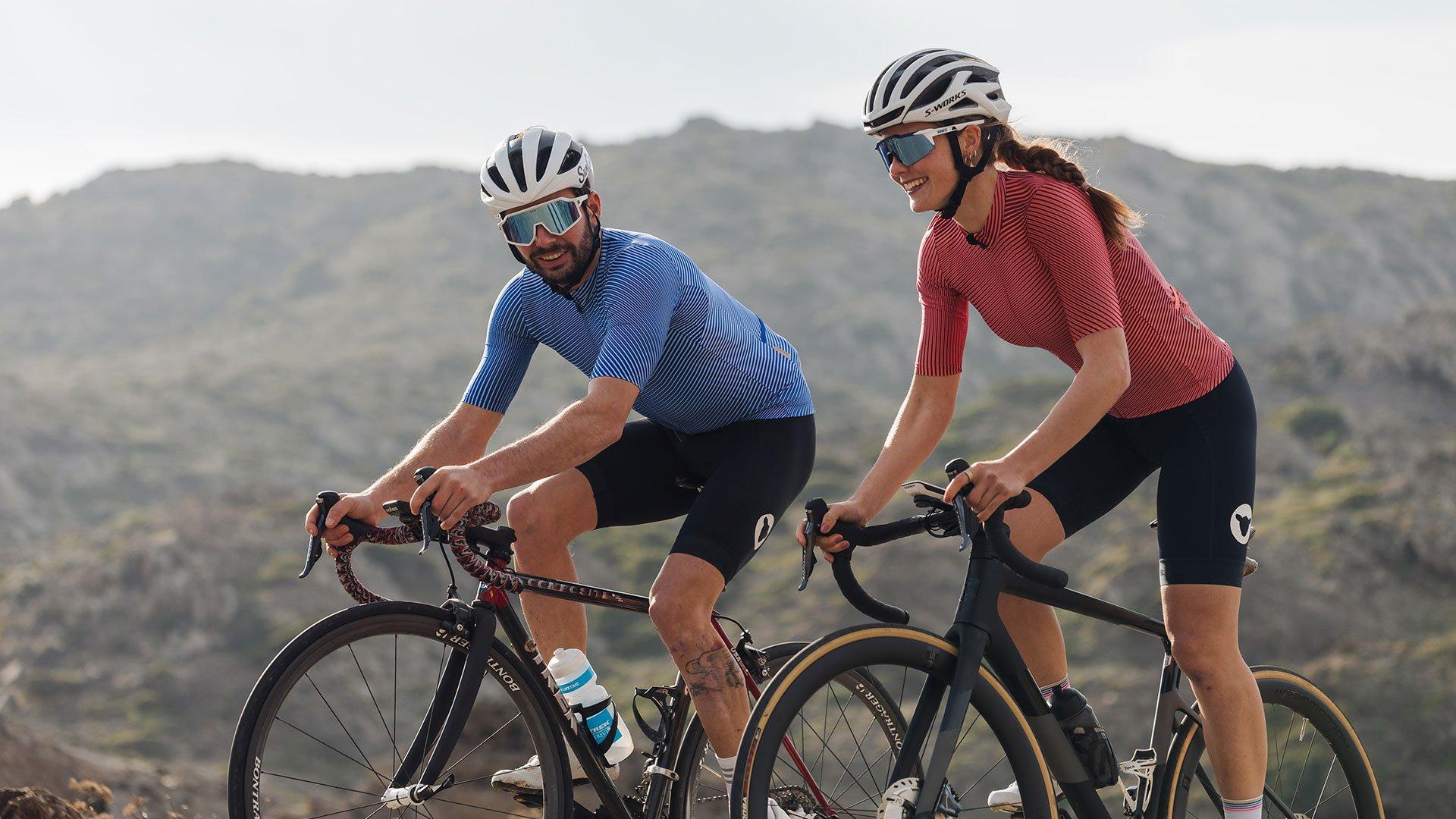 Men's Essentials Team Jersey / Blue Vista Moire