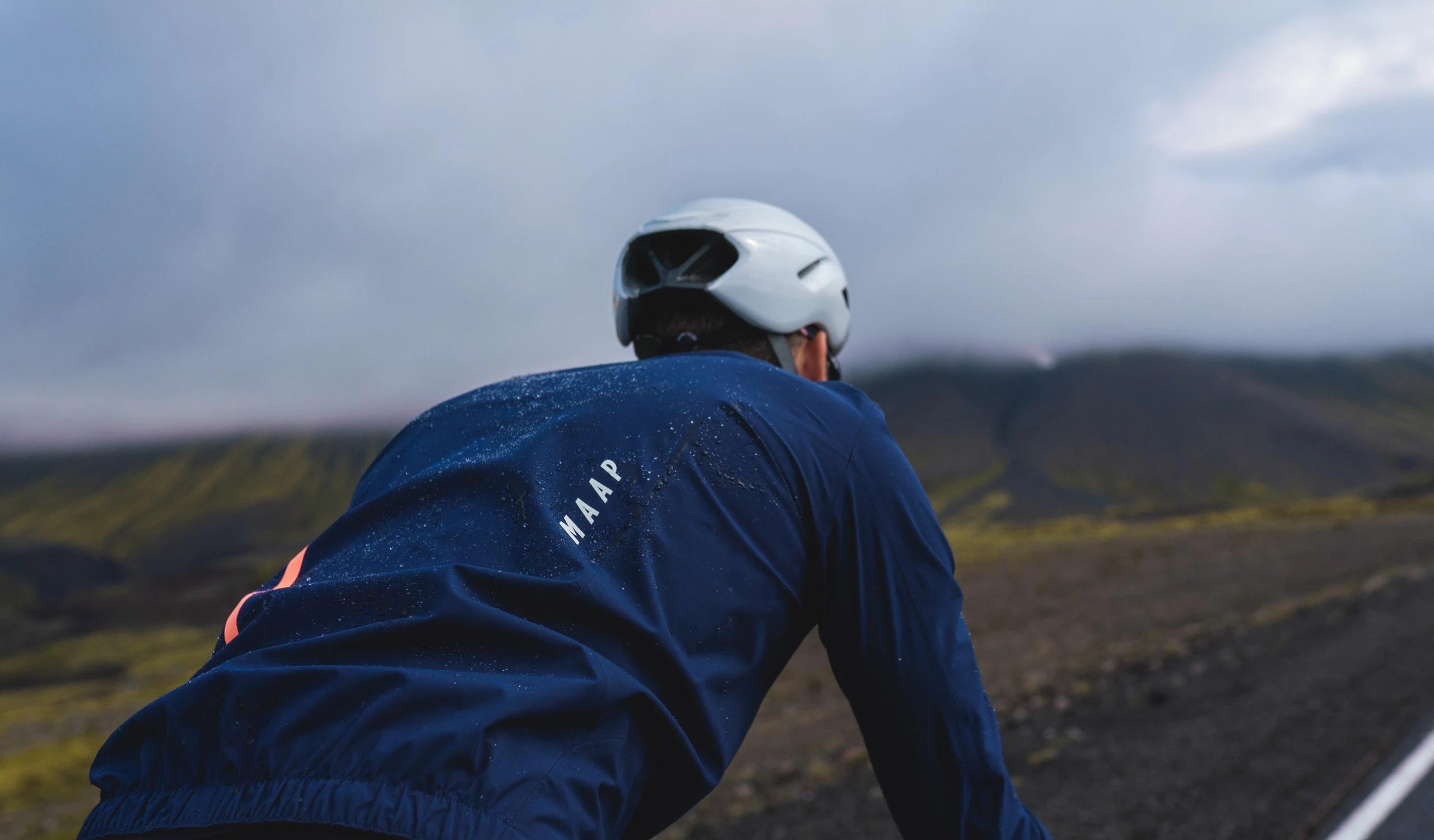 Men's Ascend Pro Rain Jacket / Navy