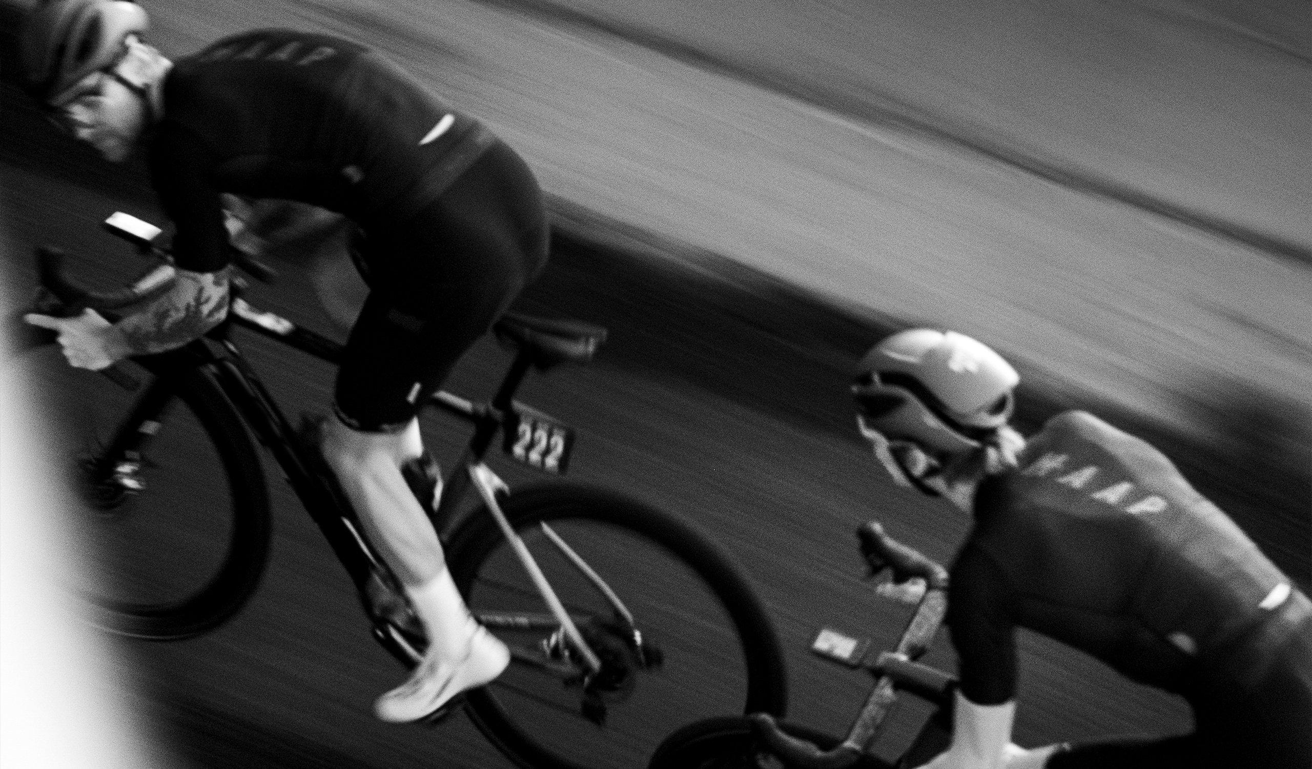 Men's Stealth Race Fit Jersey / Ink