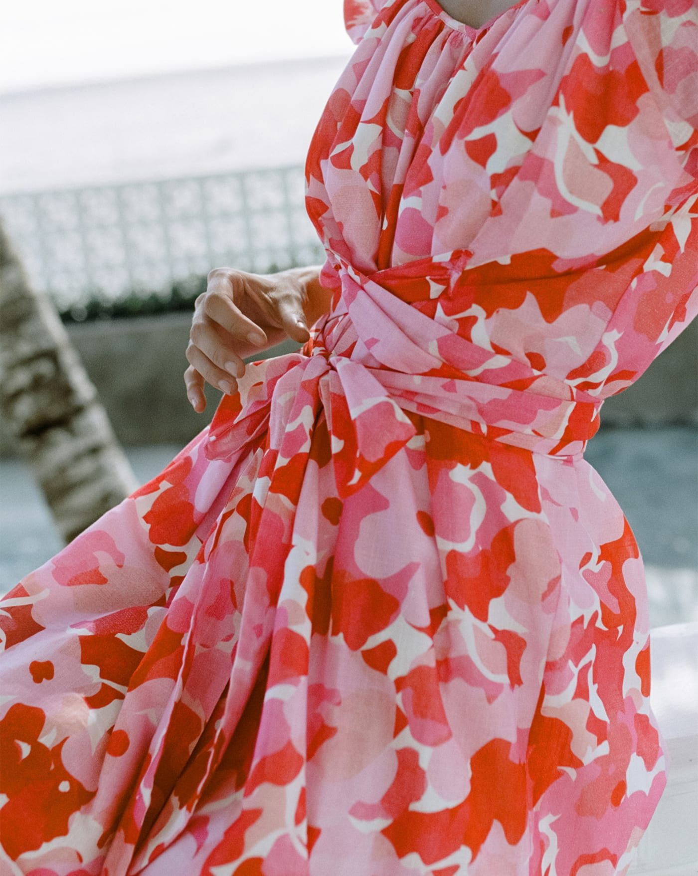 Cora Dress - Camellia