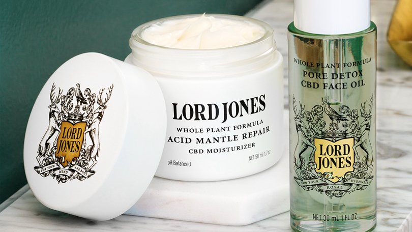 Your Lord Jones CBD Ritual