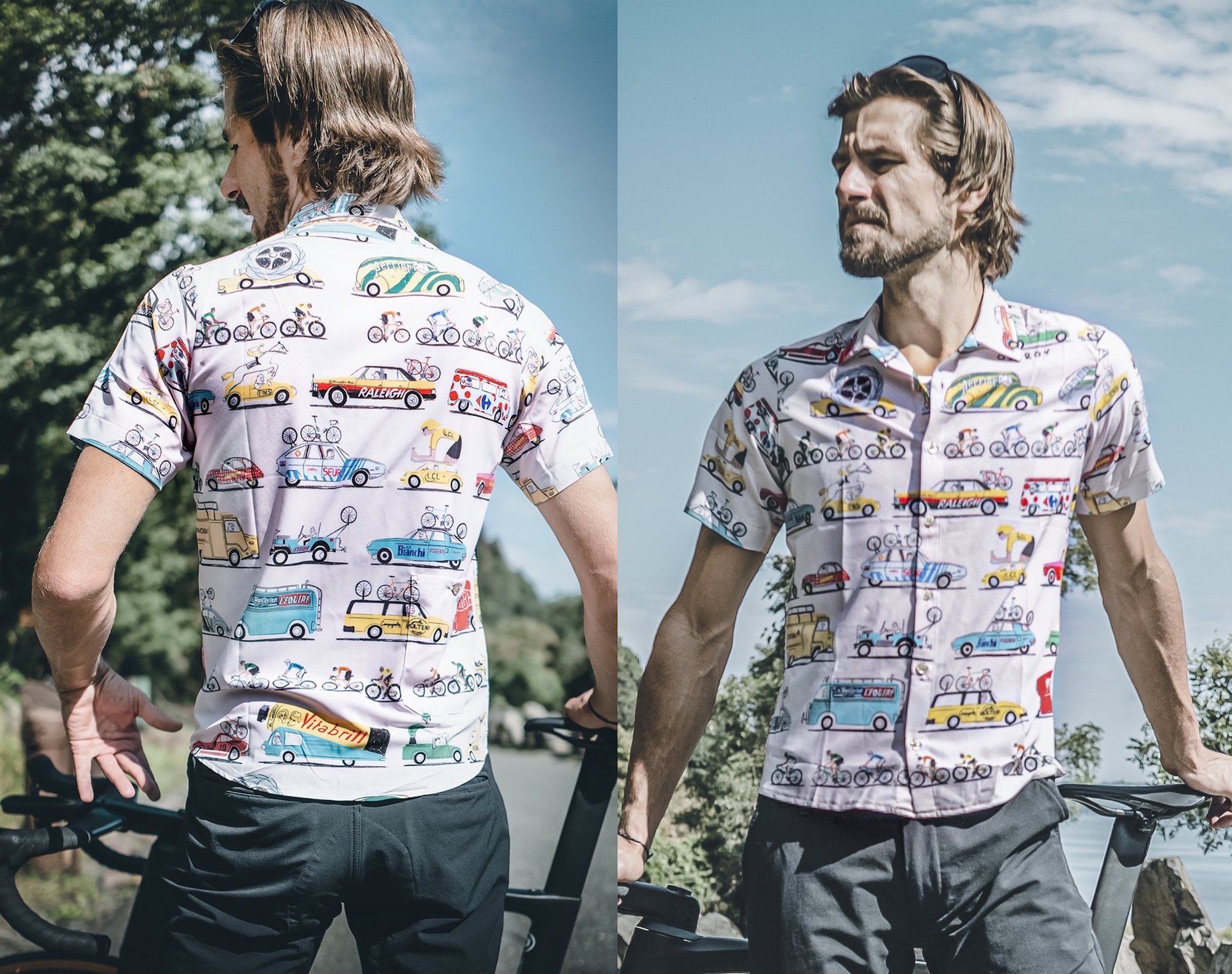 La Caravanne Resort Shirt