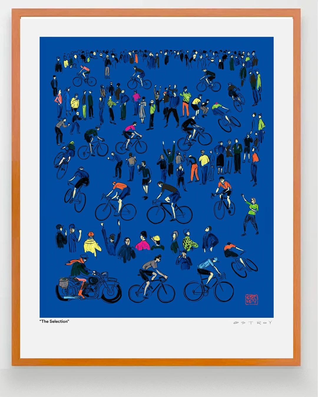 Tifosi `The Selection` Print