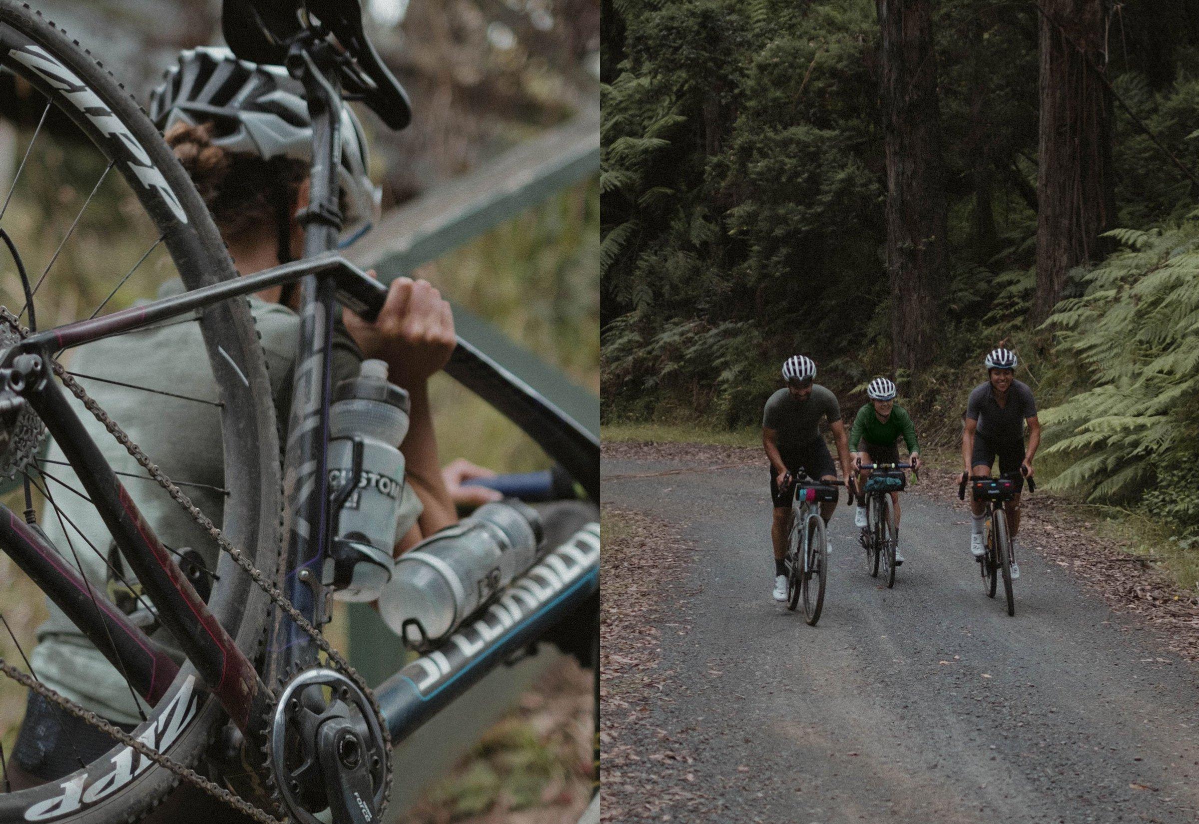 Men's Adventure Merino Tee / Rain Forest