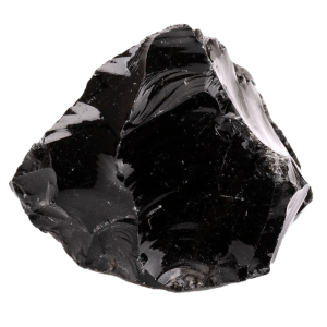 The Juliet Pleasure Wand™ Black Obsidian | Curve