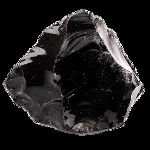 The Juliet Pleasure Wand™ Black Obsidian   Anal Plug