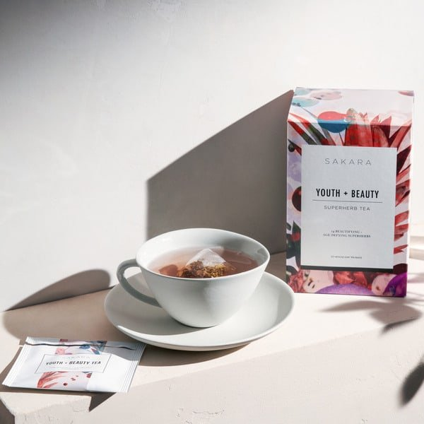 Youth + Beauty Tea