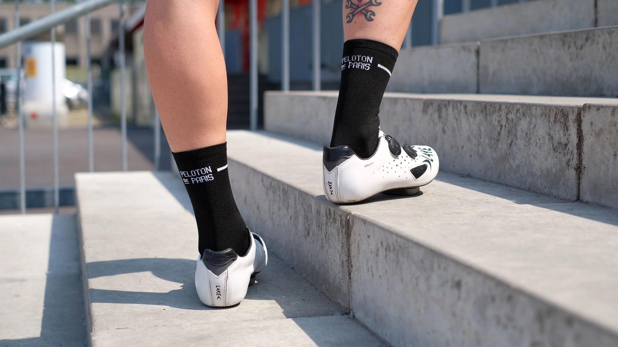 Classic Black PLTN Socks