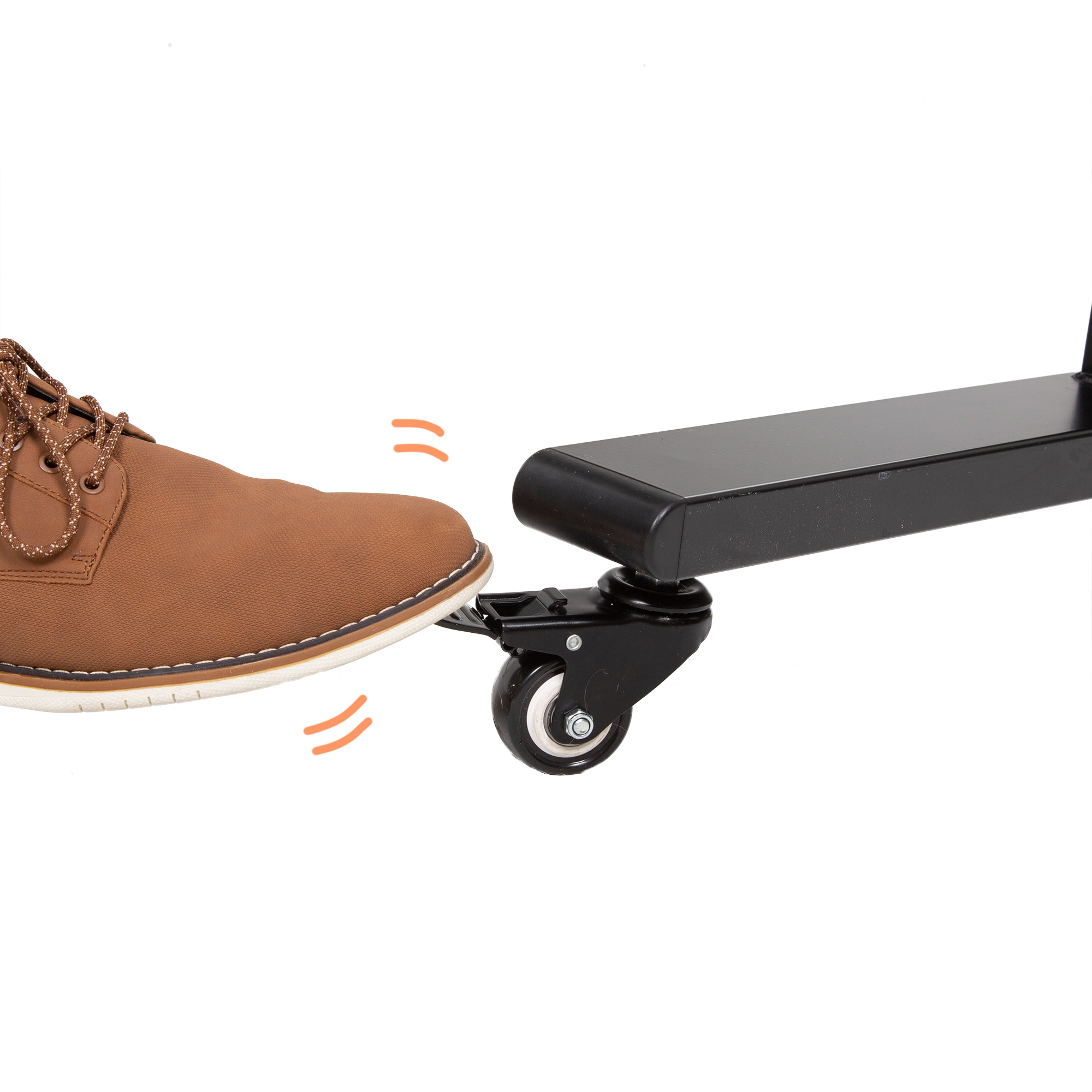 Attachable Wheels or Leveling Feet