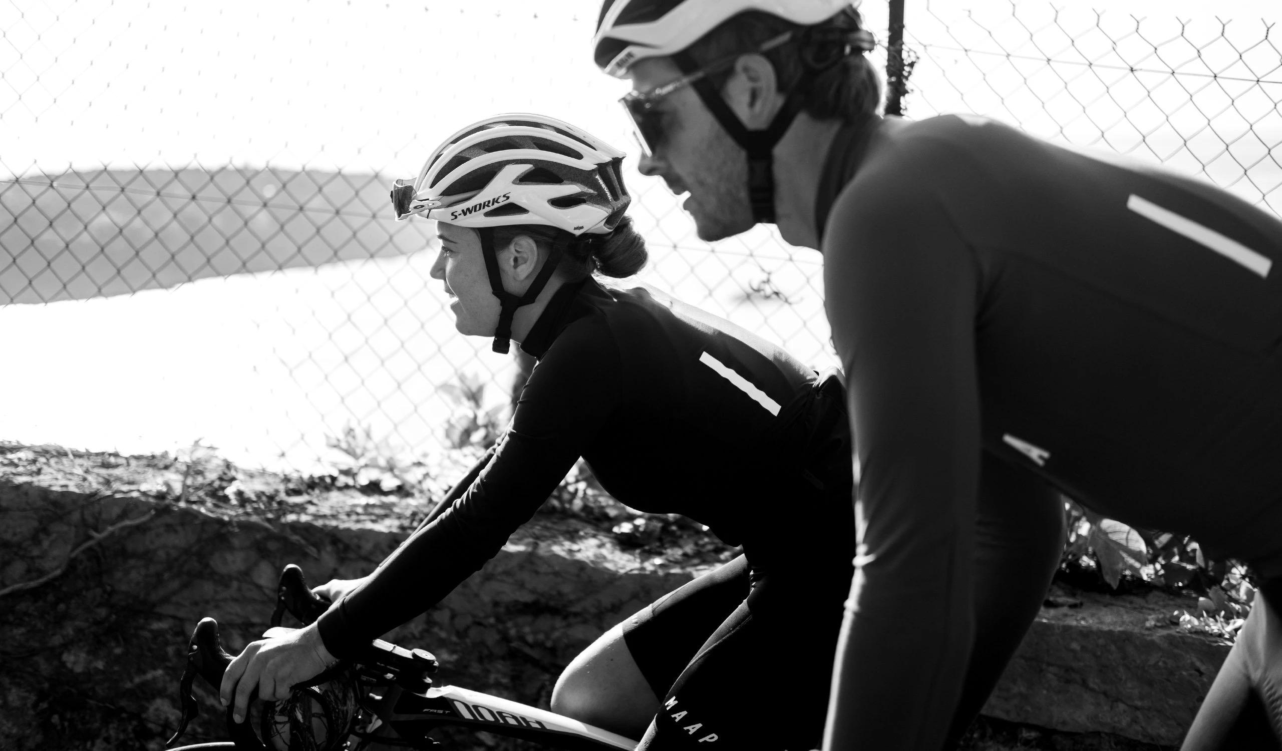 Men's Training Thermal LS Jersey / Light Olive