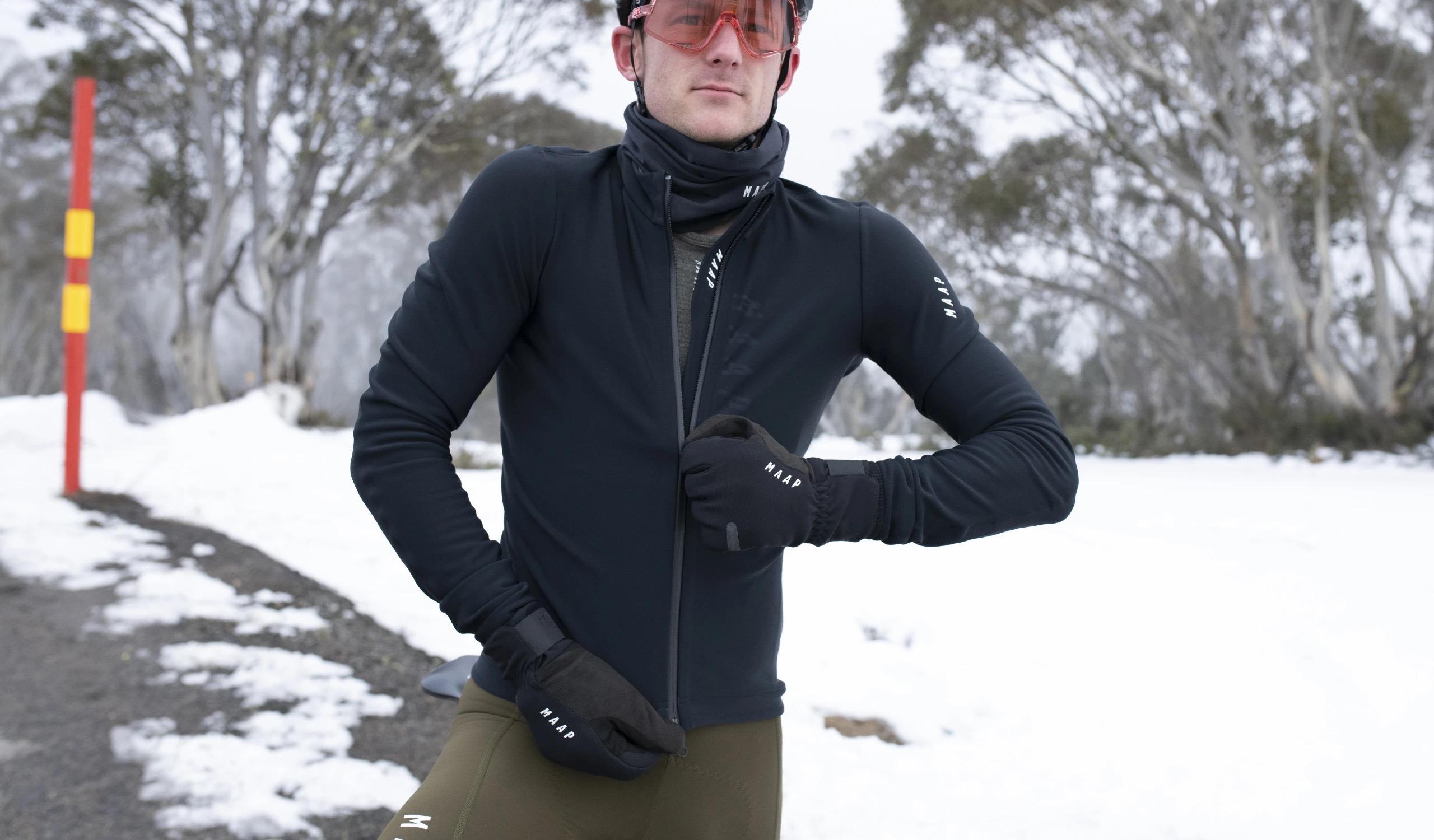 Men's Apex Winter Jacket 2.0 / Black