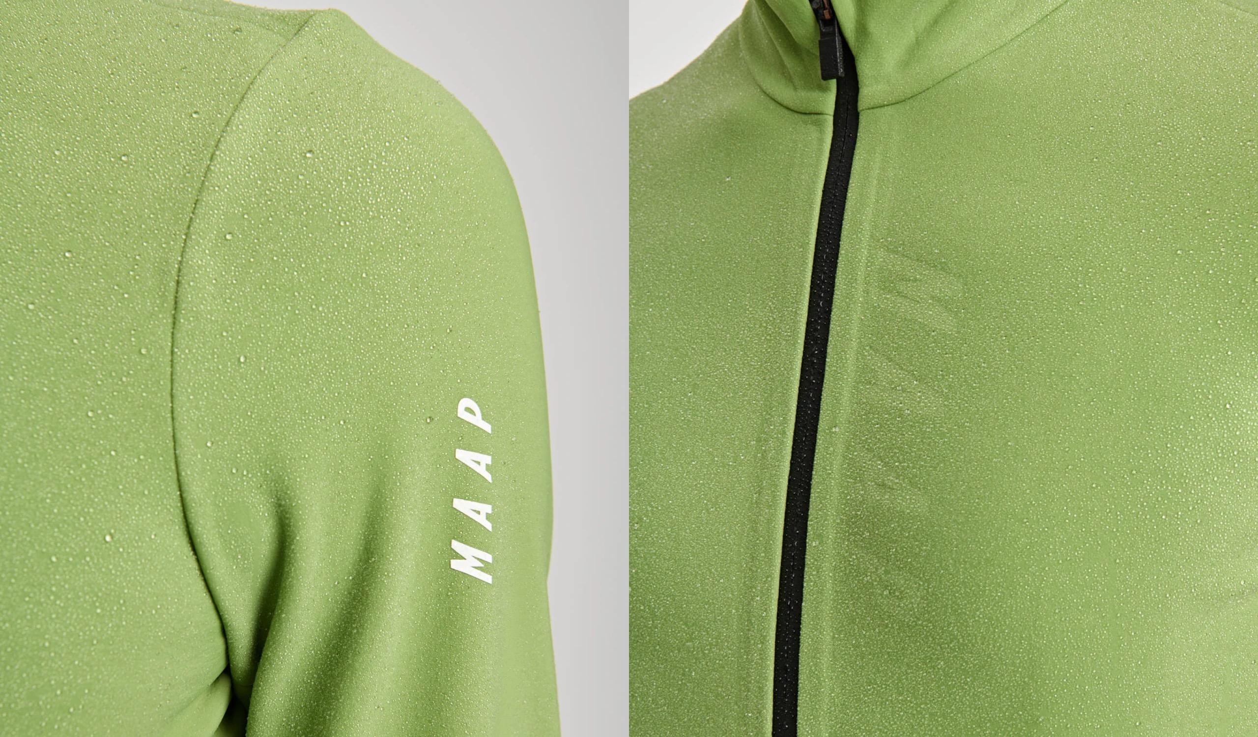 Men's Apex Winter Jacket 2.0 / Wasabi