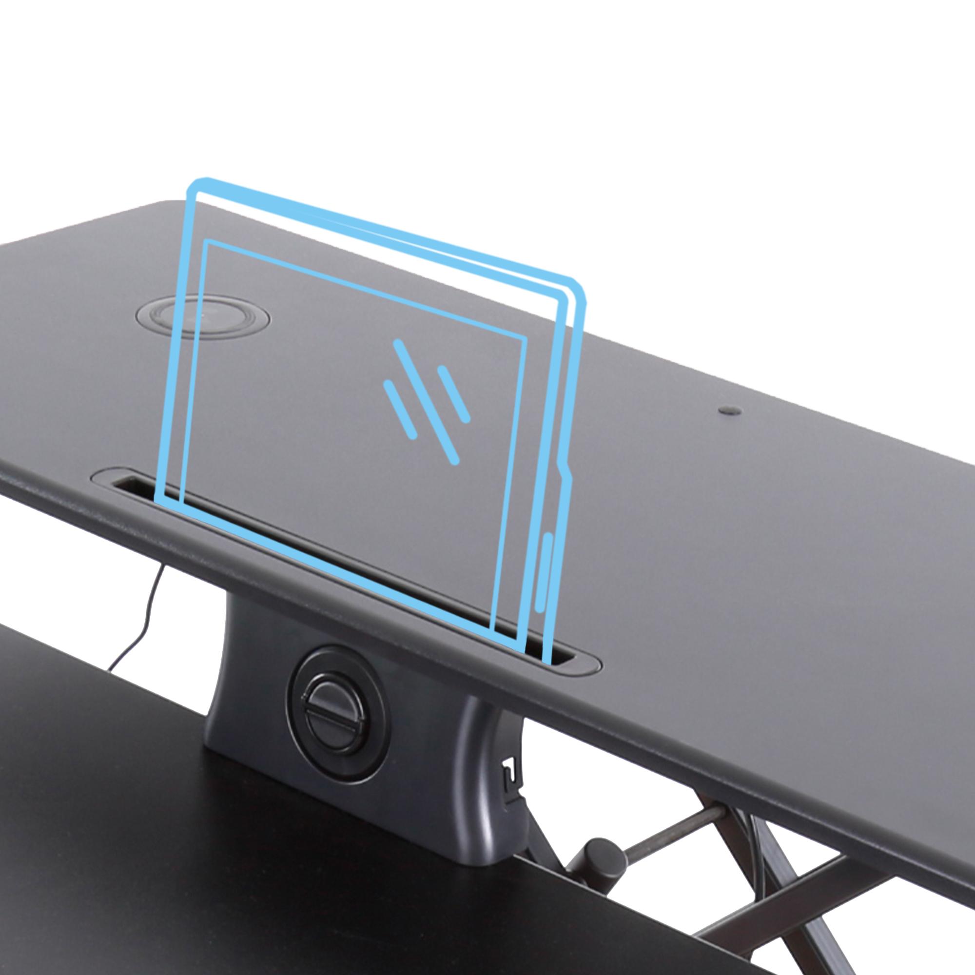 Tablet and Media Holder