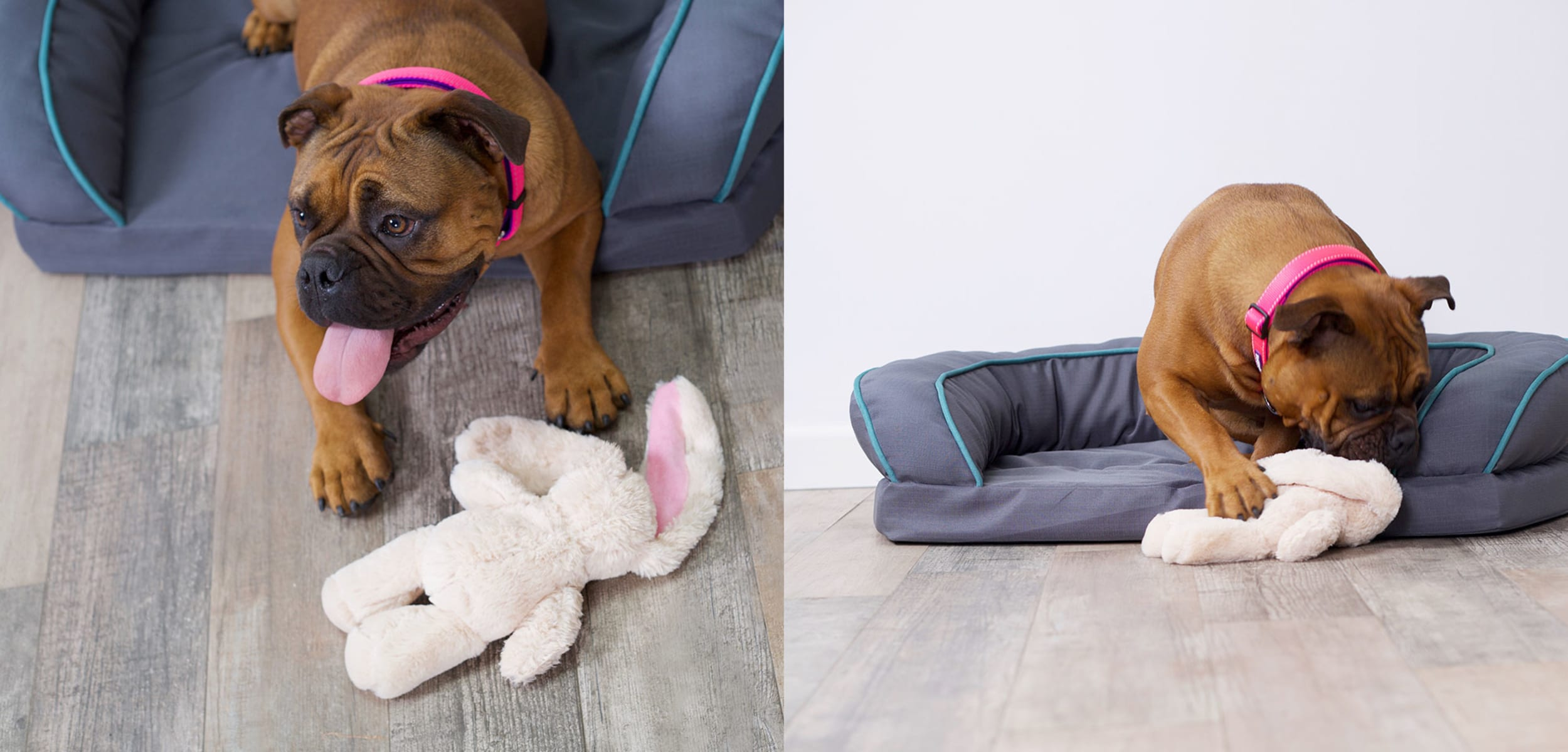 Kazoo Furries Toys Large Long Eared Bunny