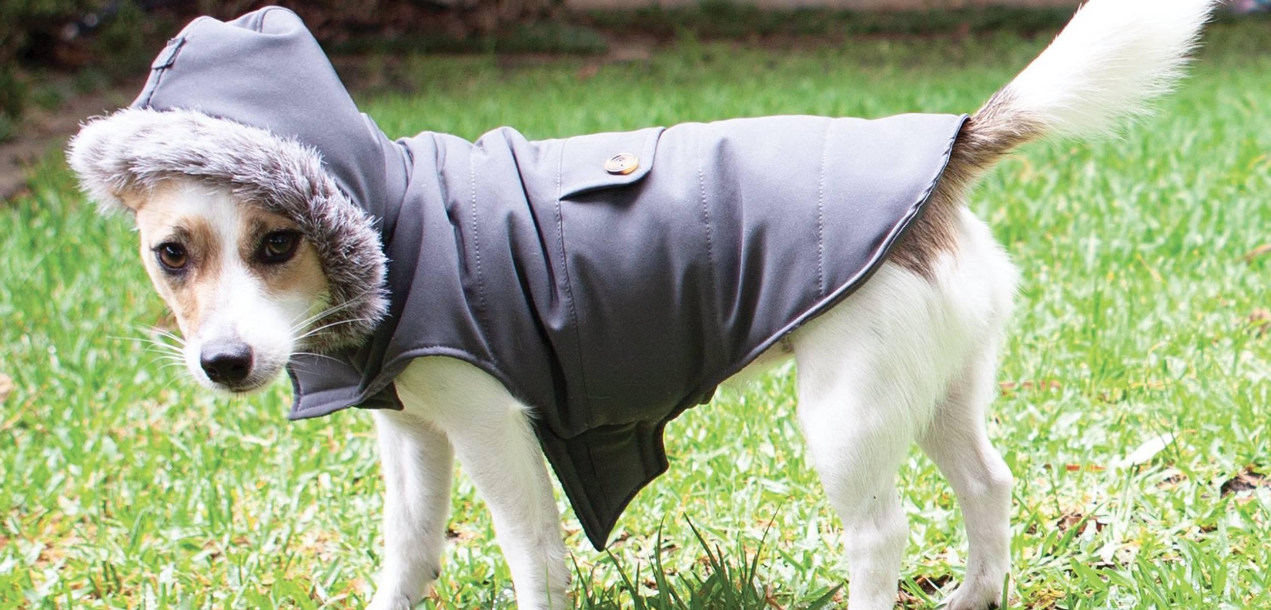 Kazoo Snow Coat Grey
