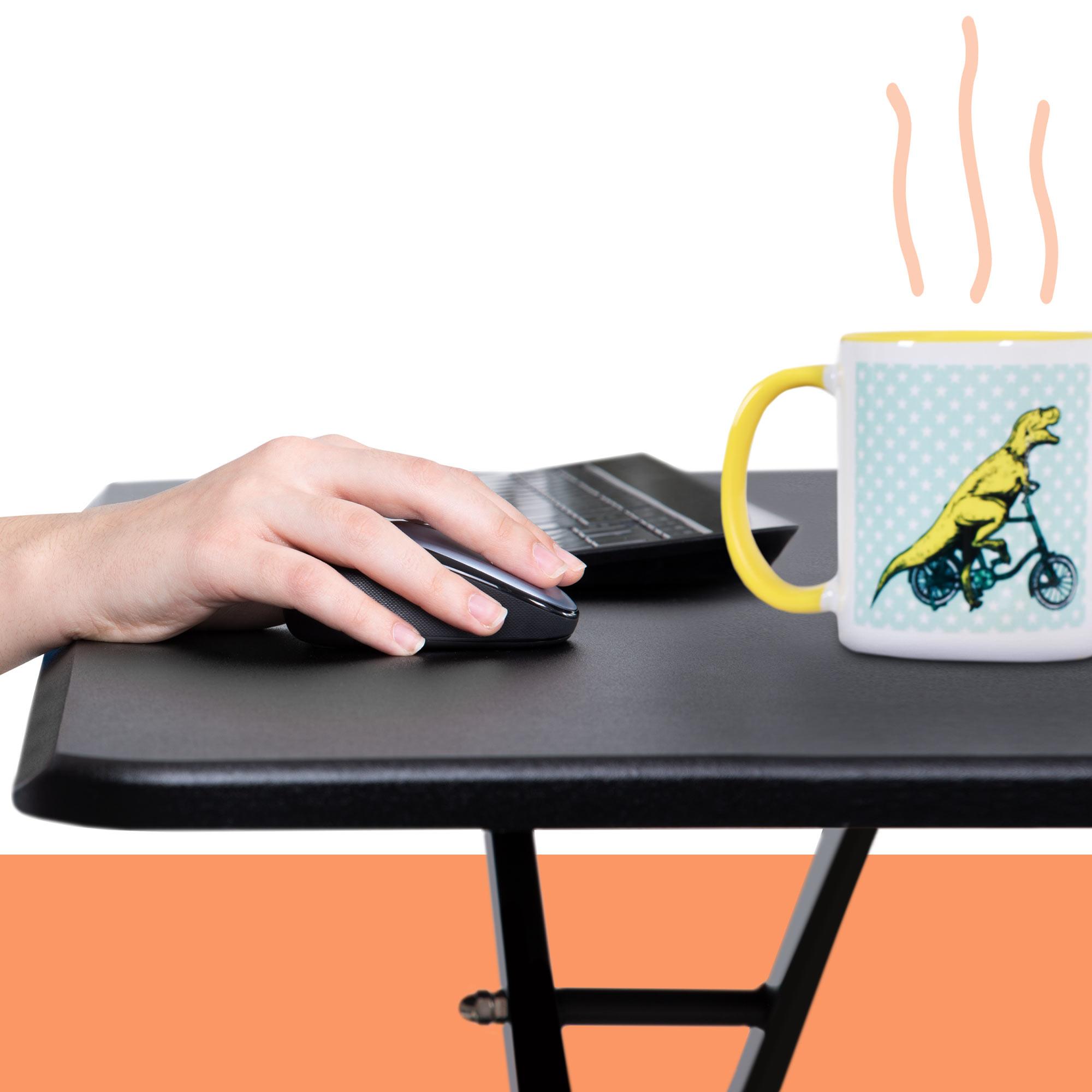 Go Ahead, Spill Your Coffee