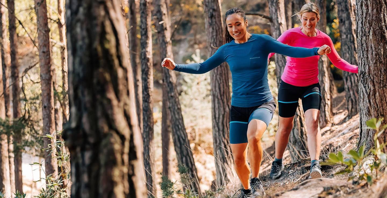 Runderwear Women's Ultra-Light Running Shorts - video