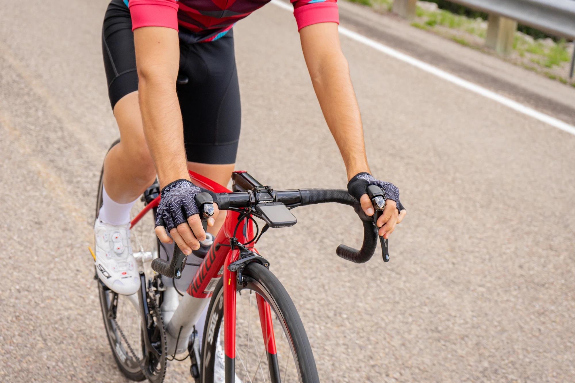 Comic Cycling Glove
