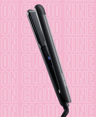 The Sericite Touch Iron Styling Set