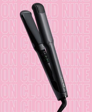 The Sericite Wide Iron Styling Set