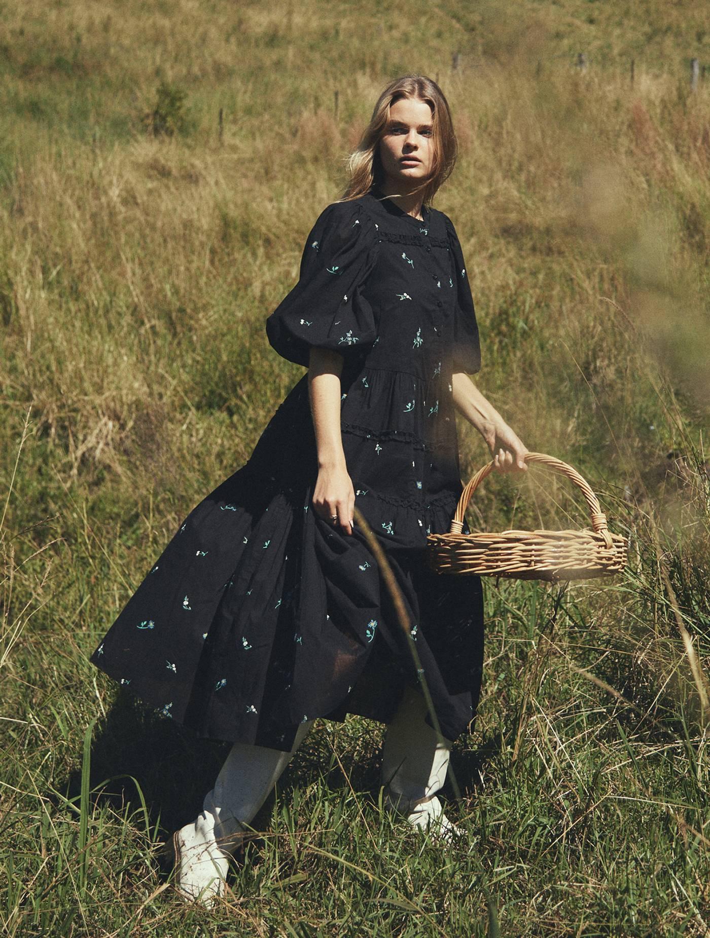 Liza Dress - Wildflower
