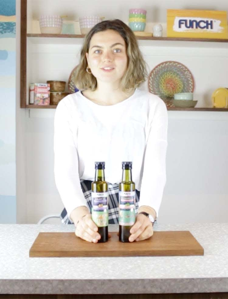 Walnut Oil with DHA