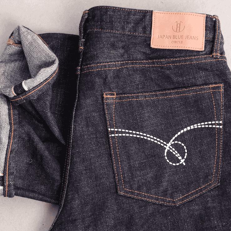 Japan Blue Mens Jeans