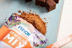 Choc Orange Raw Slice Mix Multipack