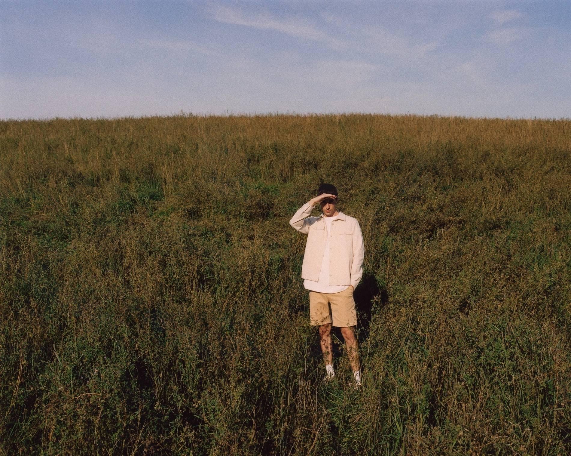 MAARCEL Organic Cotton Sweat Shorts cover image