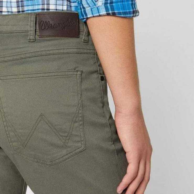 Green Jeans For Men