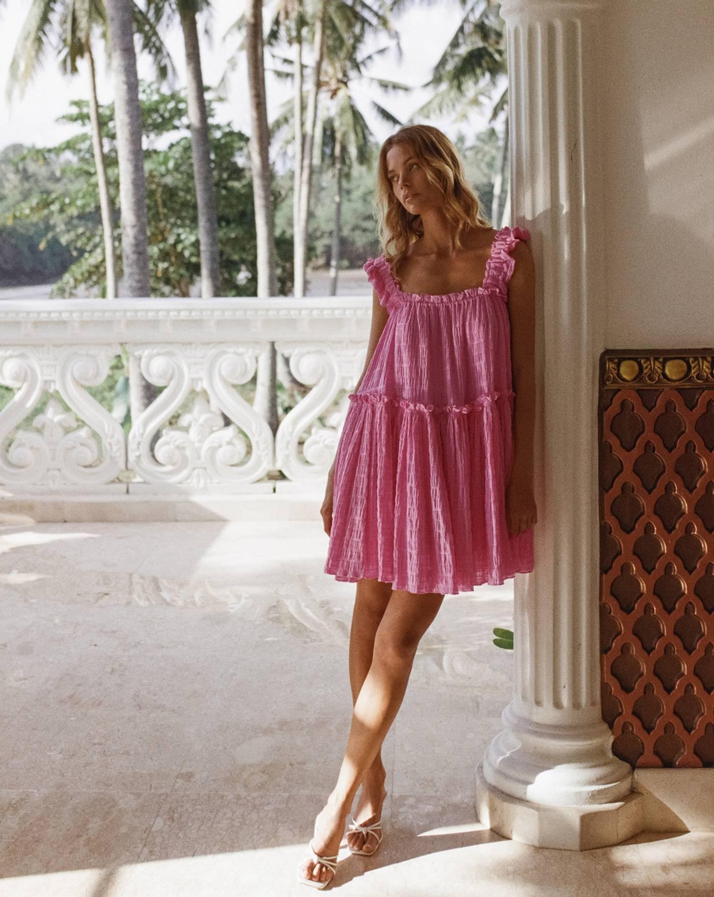 Aviva Dress - Quartz