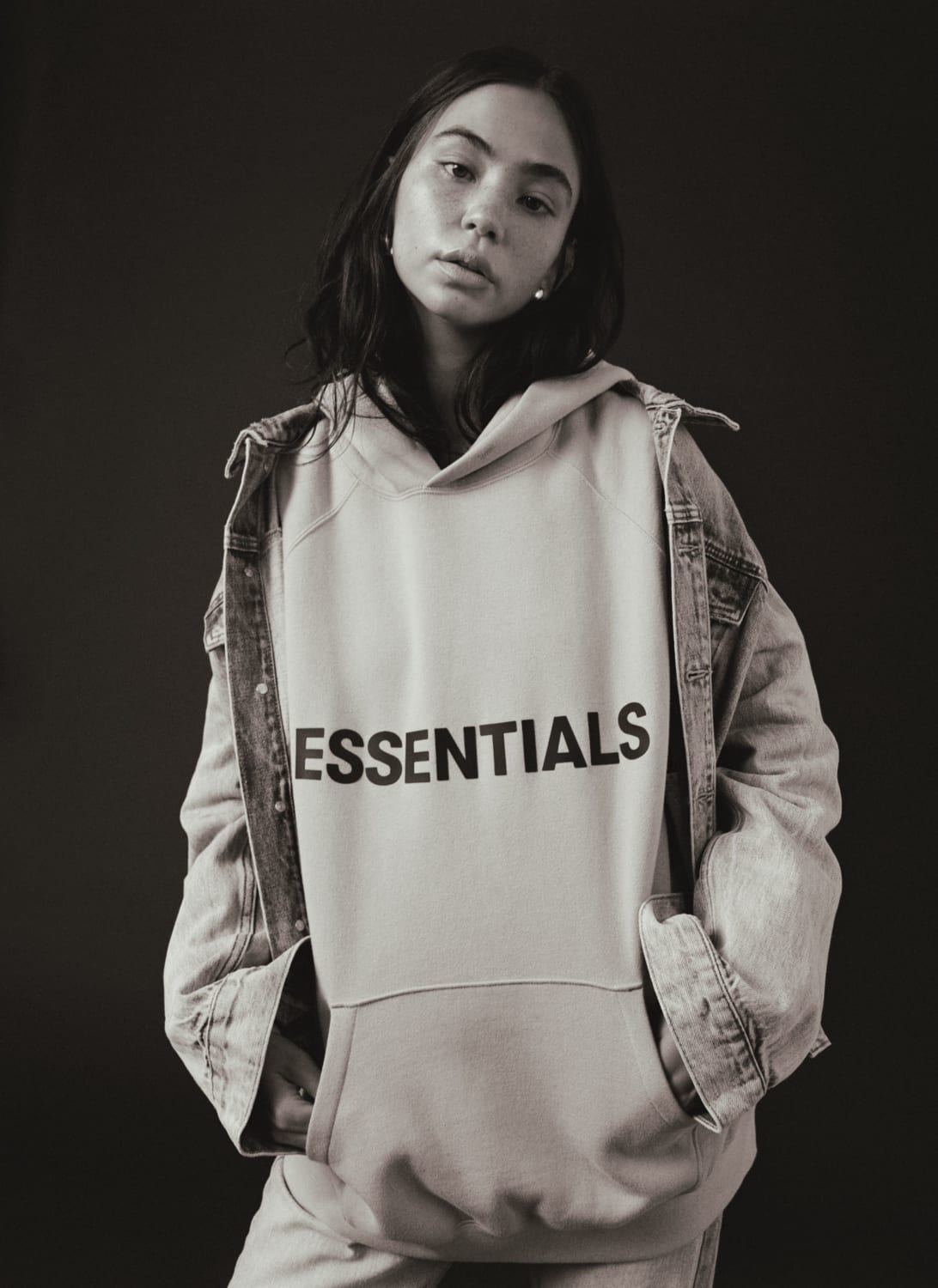 Essentials FW 2020 Lookbook Look 09