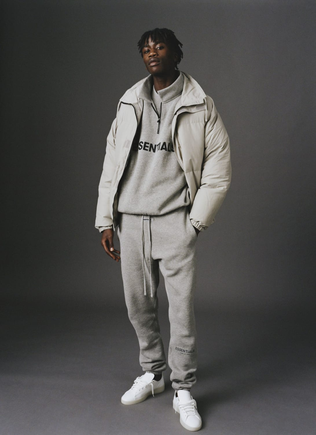 Essentials FW 2020 Lookbook Look 10