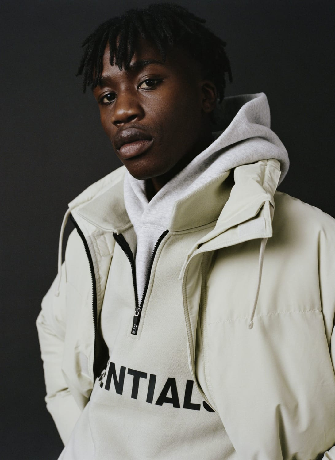 Essentials FW 2020 Lookbook Look 30