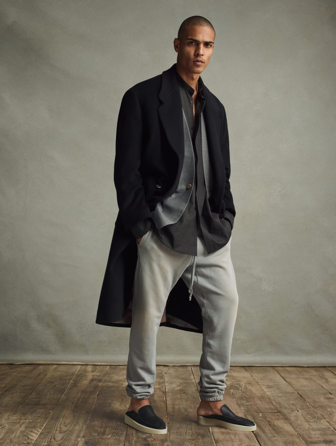 Seventh Collection Lookbook Look 10