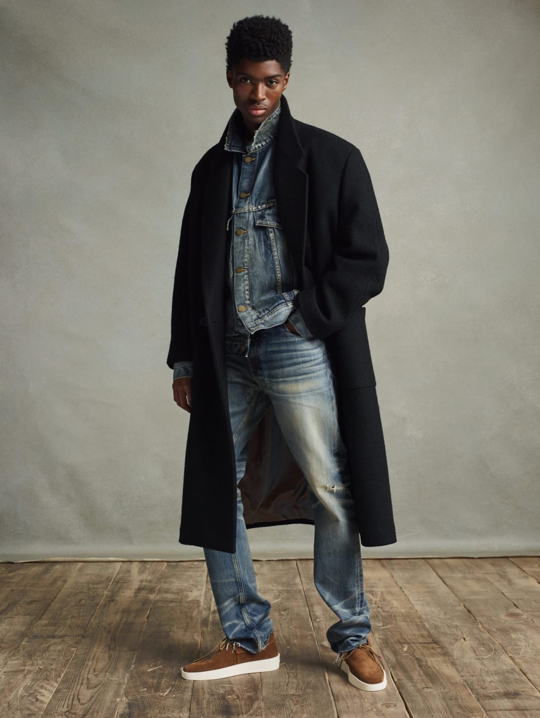 Seventh Collection Lookbook Look 14