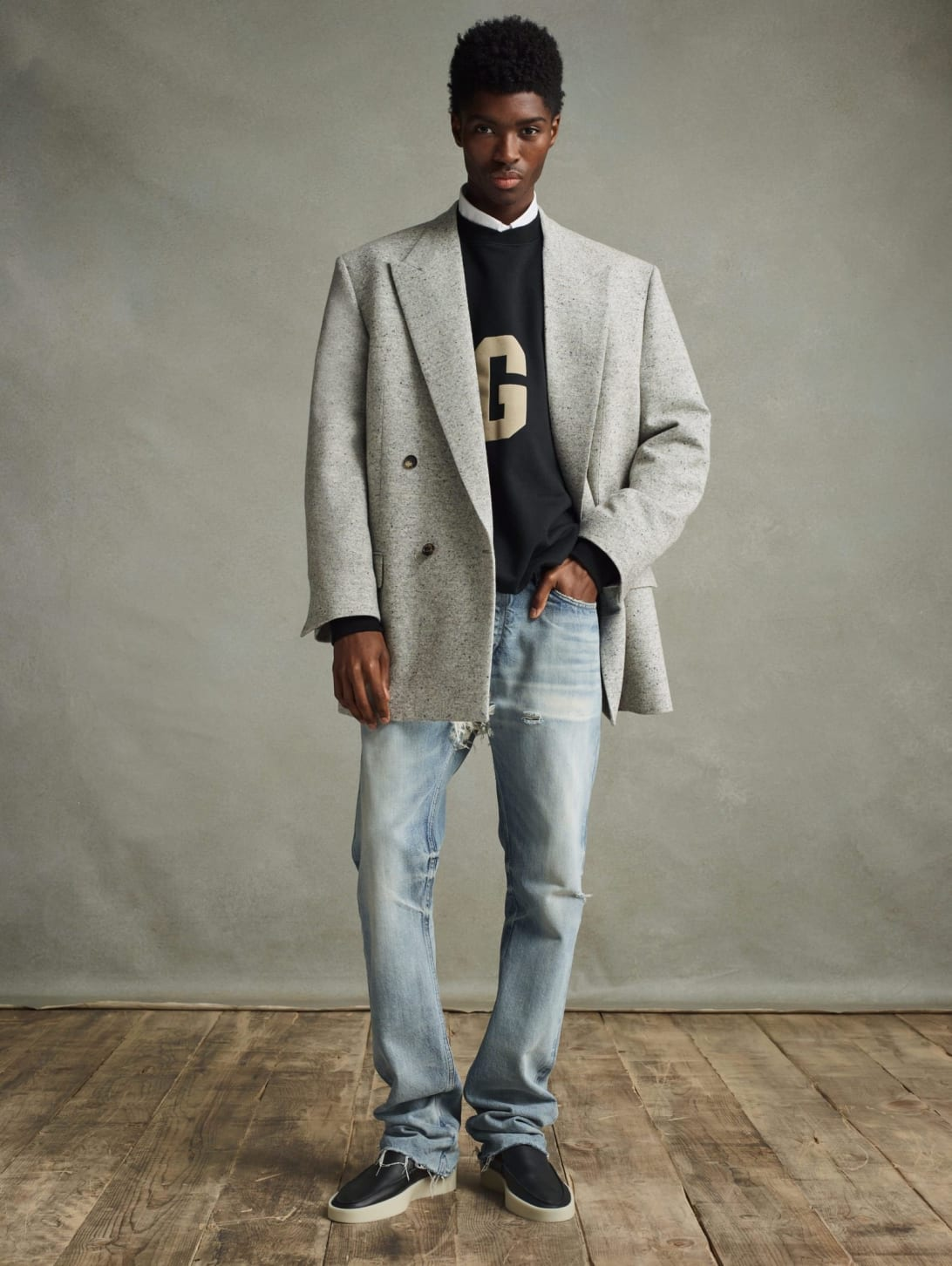 Seventh Collection Lookbook Look 19