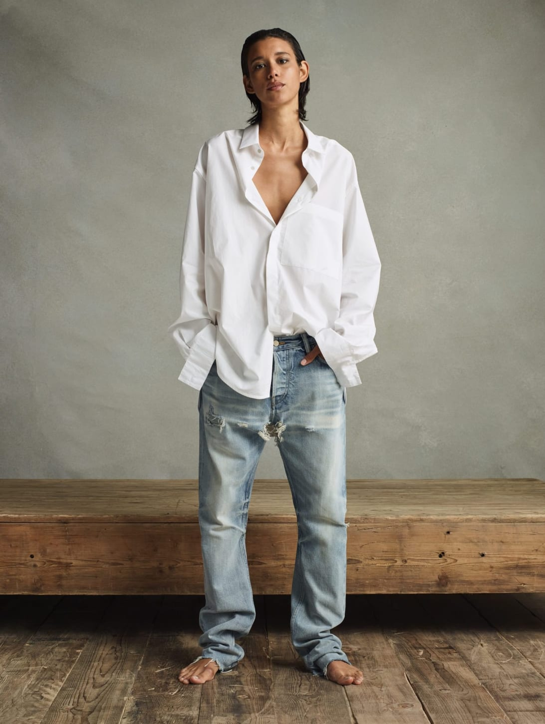 Seventh Collection Lookbook Look 21