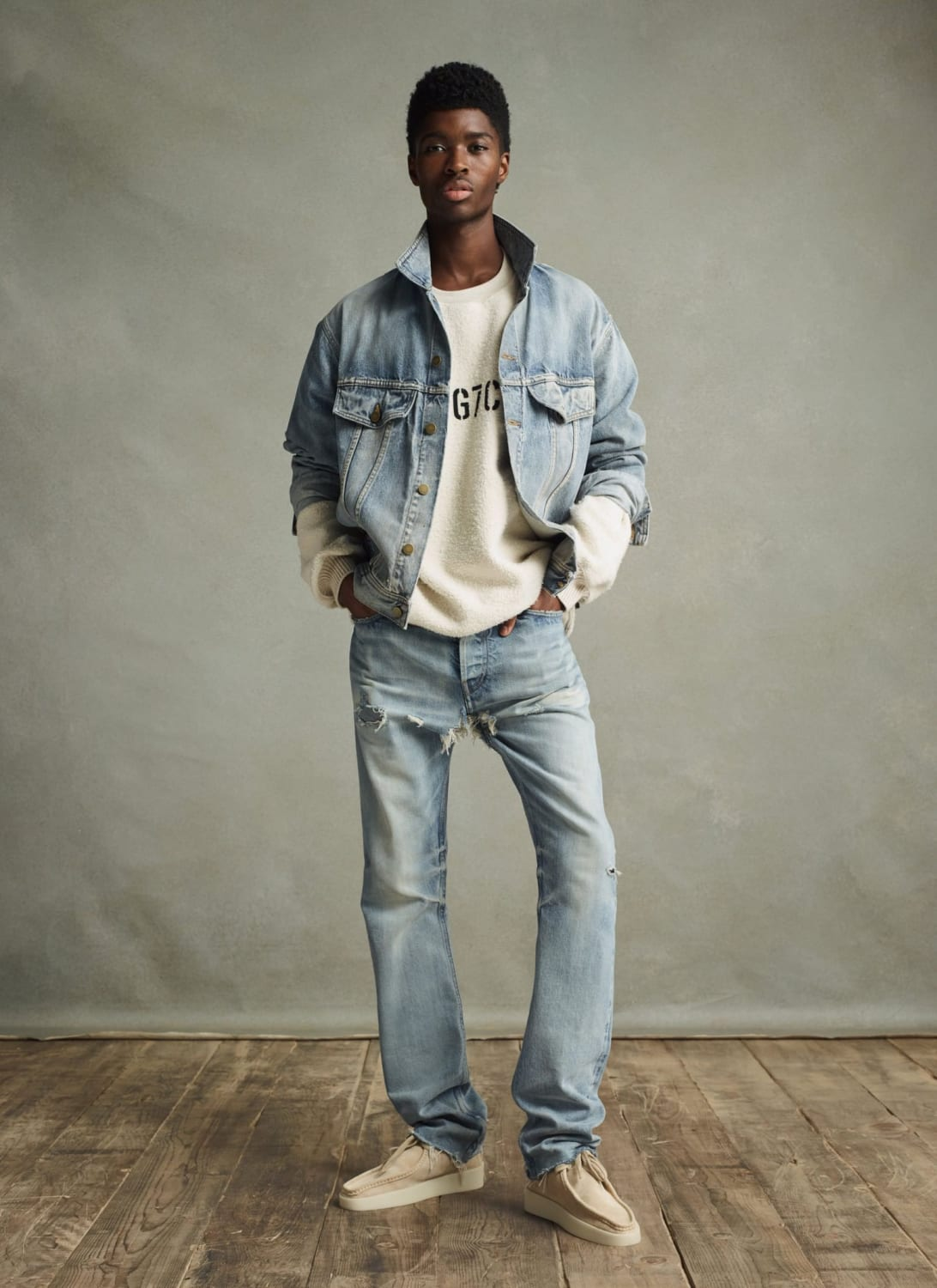 Seventh Collection Lookbook Look 23