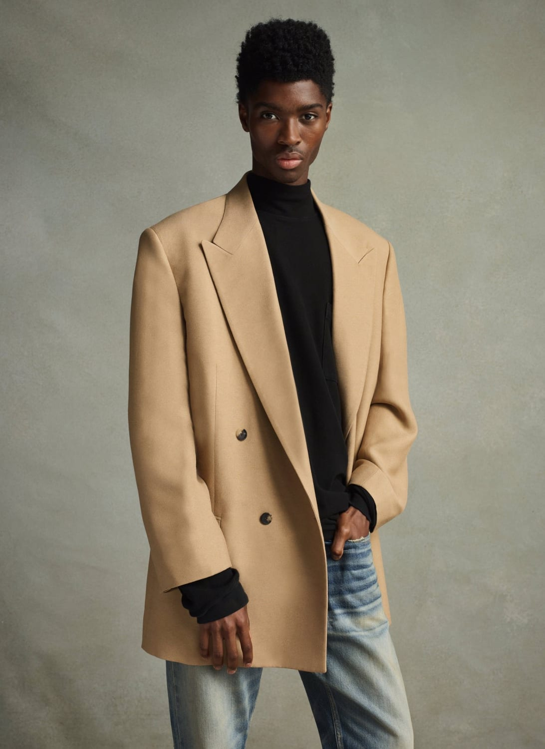 Seventh Collection Lookbook Look 25