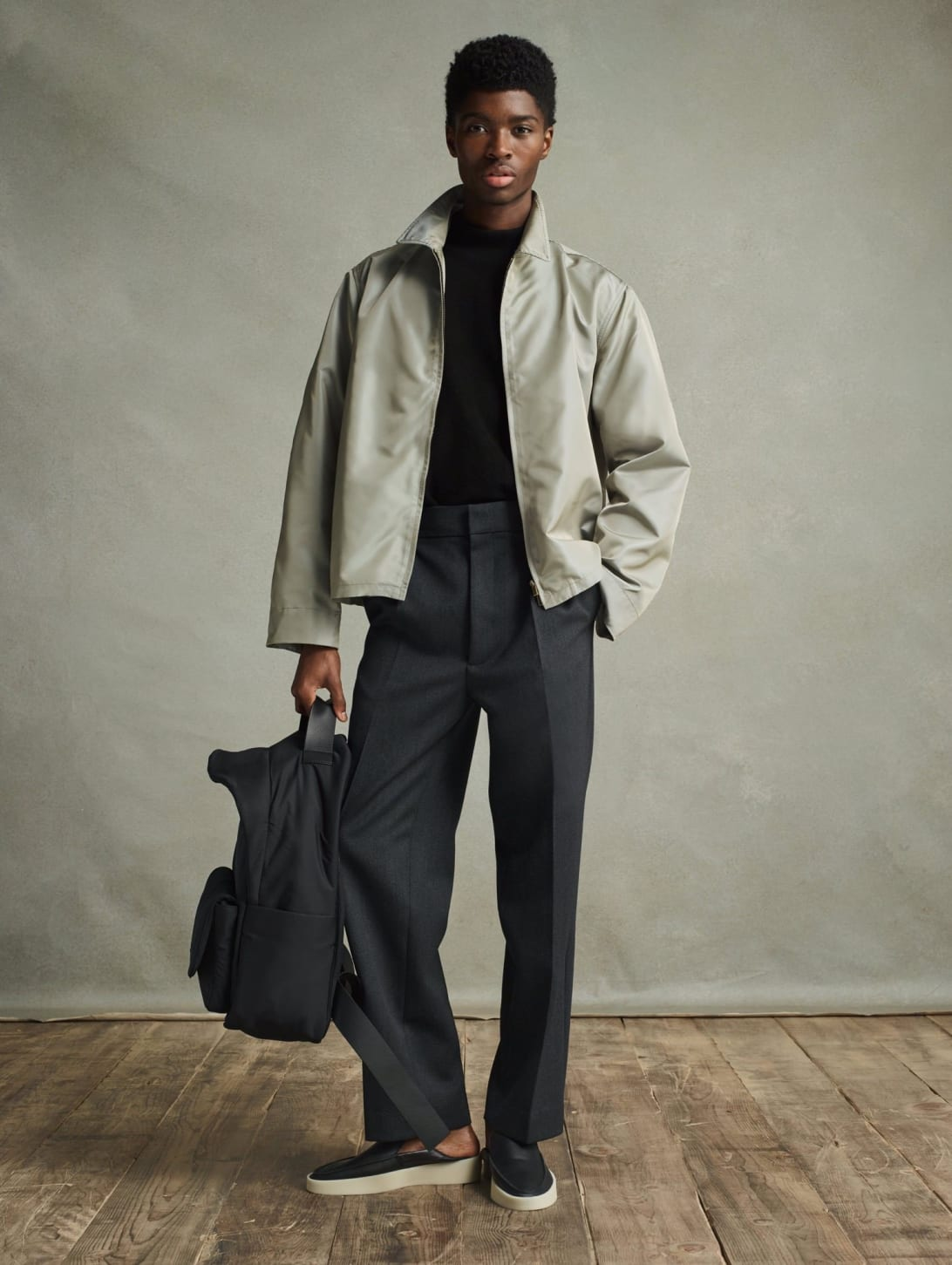 Seventh Collection Lookbook Look 33