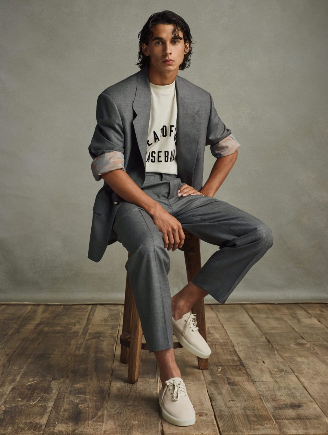 Seventh Collection Lookbook Look 35