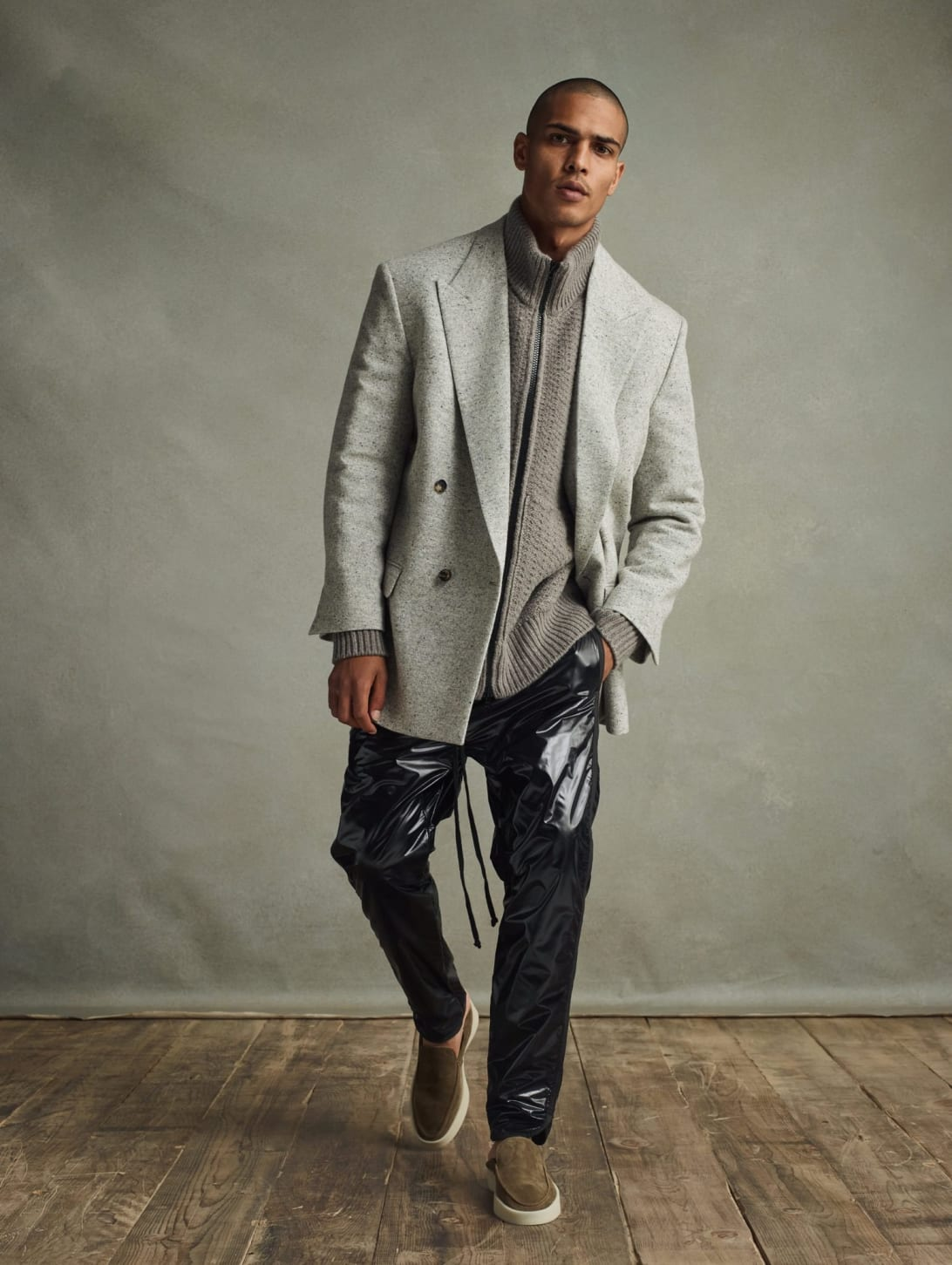 Seventh Collection Lookbook Look 38