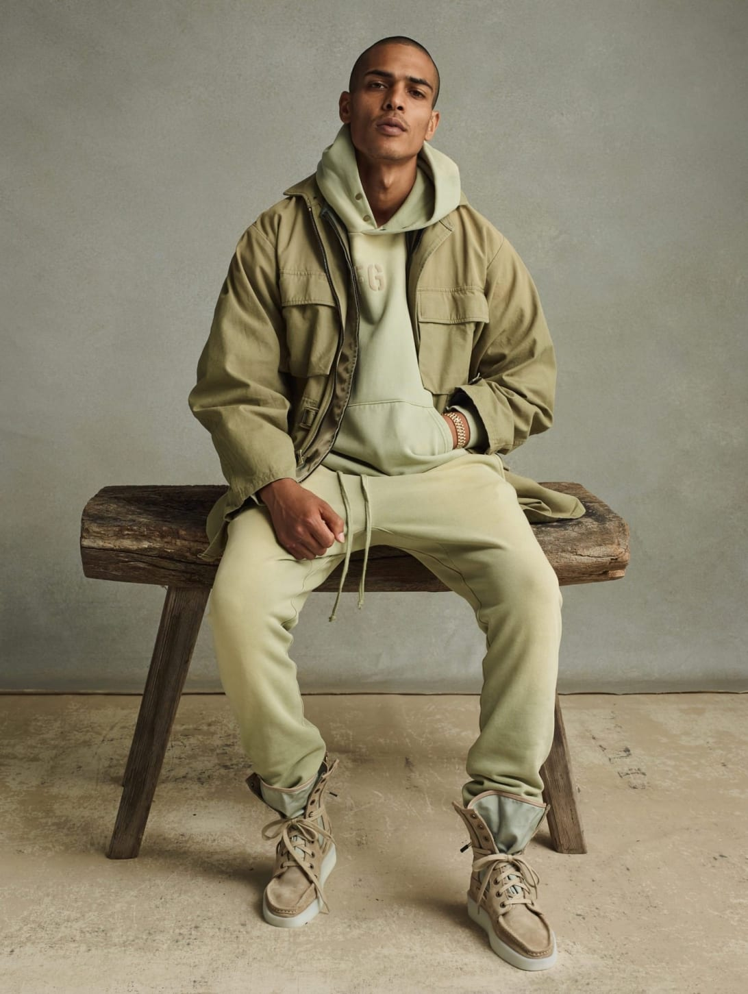 Seventh Collection Lookbook Look 61