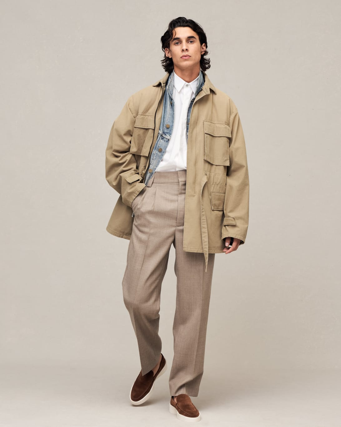 Seventh Collection | Fall/Winter Lookbook Look 01