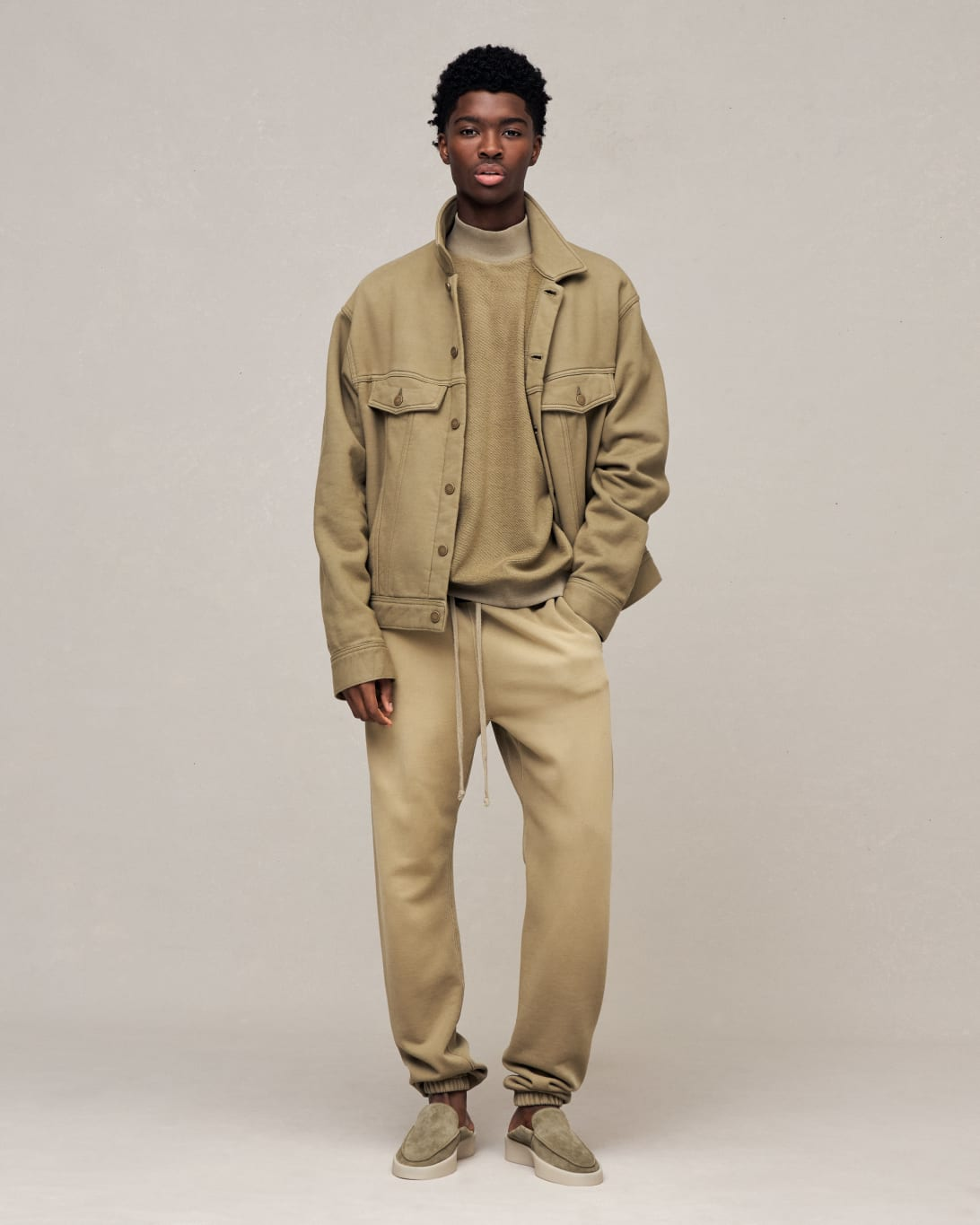 Seventh Collection | Fall/Winter Lookbook Look 02