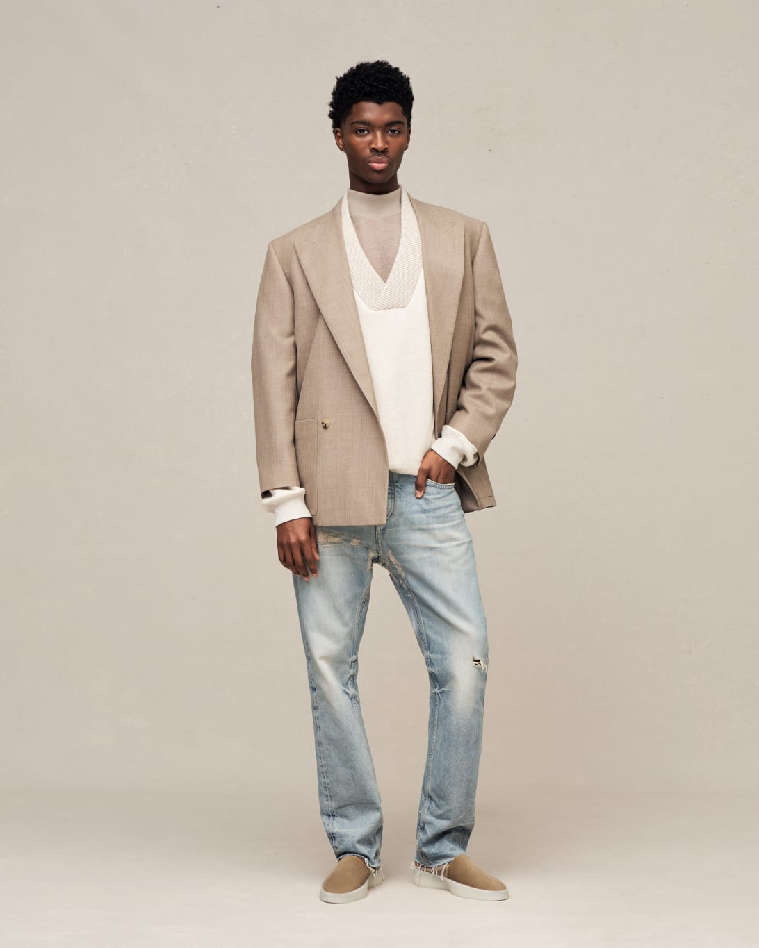 Seventh Collection | Fall/Winter Lookbook Look 06