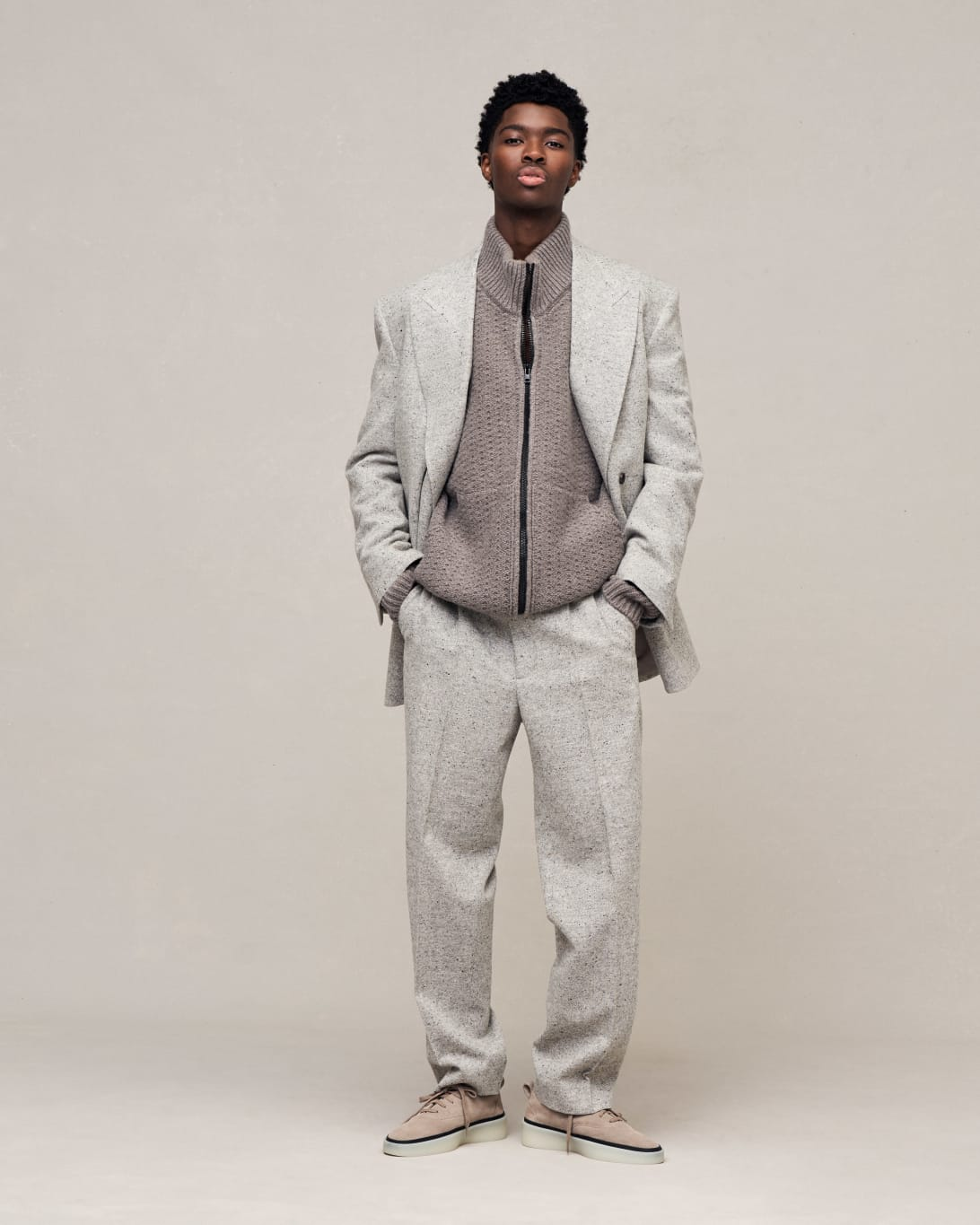 Seventh Collection | Fall/Winter Lookbook Look 10