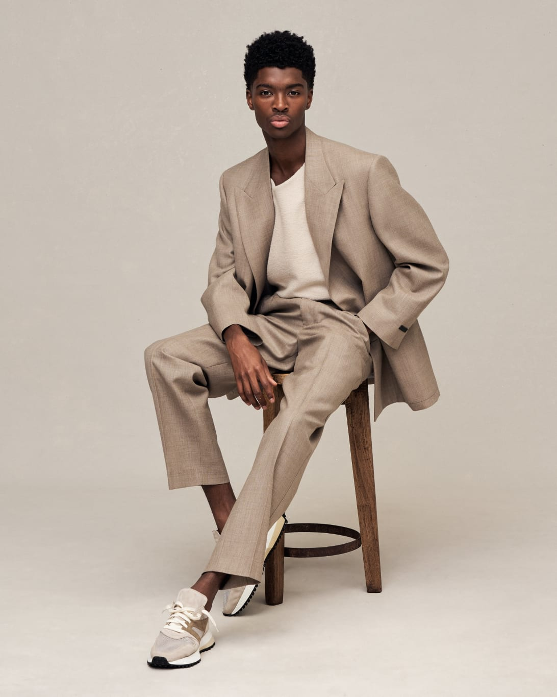 Seventh Collection | Fall/Winter Lookbook Look 13