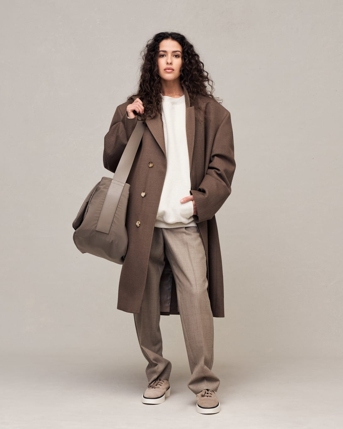 Seventh Collection | Fall/Winter Lookbook Look 14